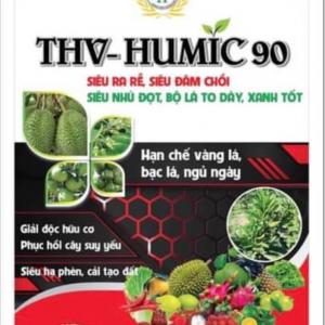 Phân bón lá, kích rễ THV-Humic